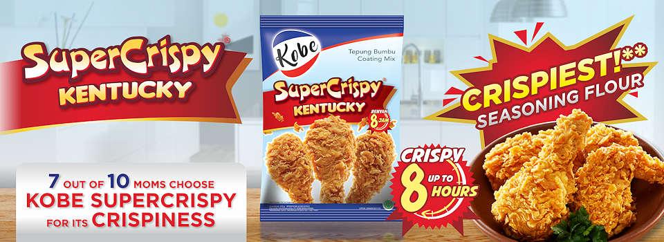 Kentucky SuperCrispy | Crispy coating for chicken
